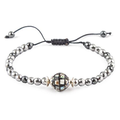 دستبند نقره زنانه ریسه گالری مدل Ri3-H1071S