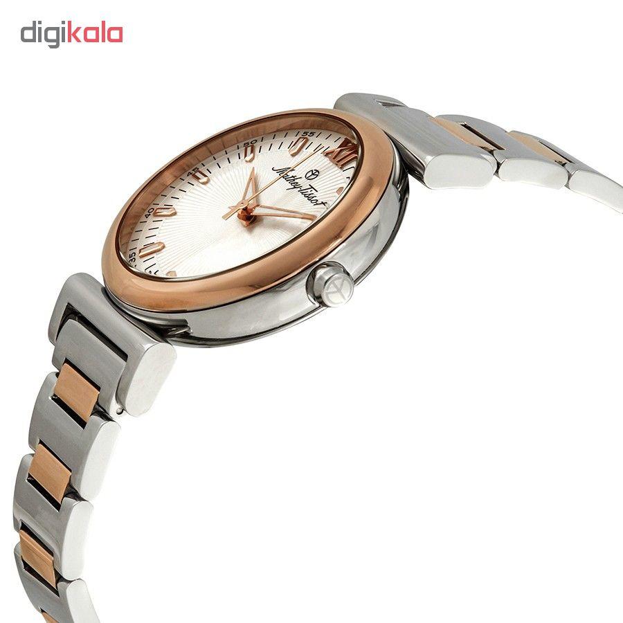 خرید ساعت مچی عقربه ای مردانه متی تیسوت H410BI