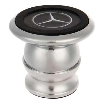 پایه نگهدارنده گوشی موبایل جنکا مدل MH009 Mercedes Benz Silver
