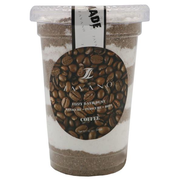 پودر کف دار مانیکور پدیکور زاوانو مدل Coffee