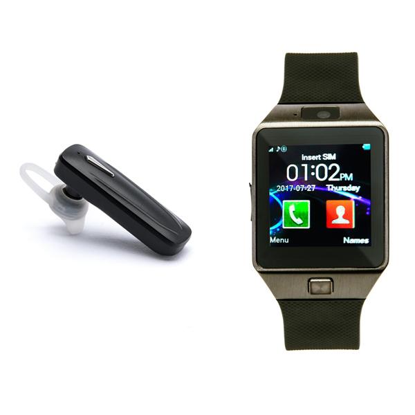 ساعت مچی هوشمند میدسان مدل m9 به همراه هندزفری بولوتوث zz4