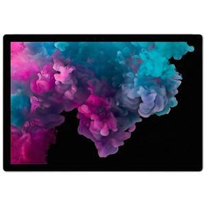 تبلت مایکروسافت مدل Surface Pro 6 - QMW به همراه کیبورد Black Type Cover