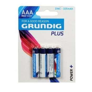 باتری نیم قلمی گراندیگ Plus AAA 325mAh