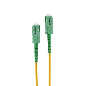 کابل پچ کورد فیبر نوری دایو مدل cp2565  به طول 15متر