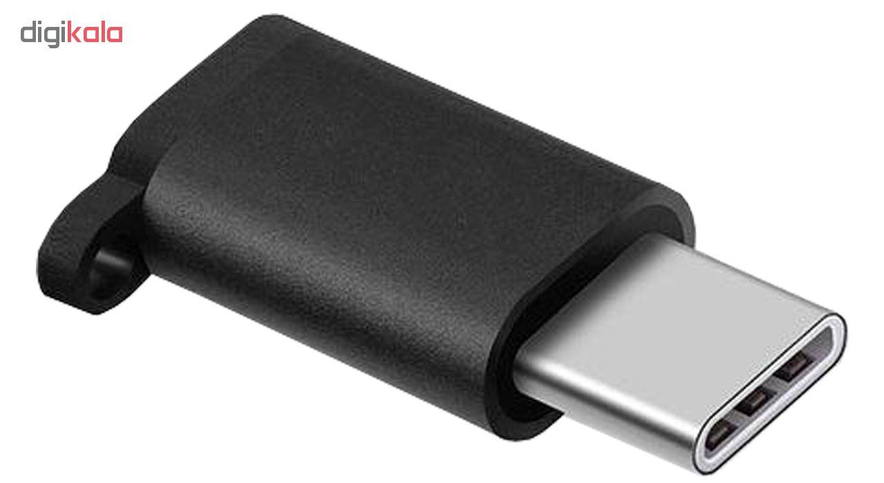مبدل Micro USB به Type-C مدل Fashion