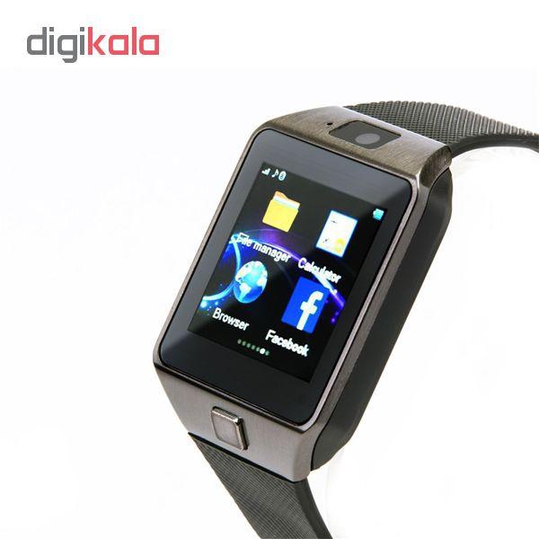 خرید ساعت مچی هوشمند میدسان مدل m9 به همراه هندزفری بولوتوث zz4