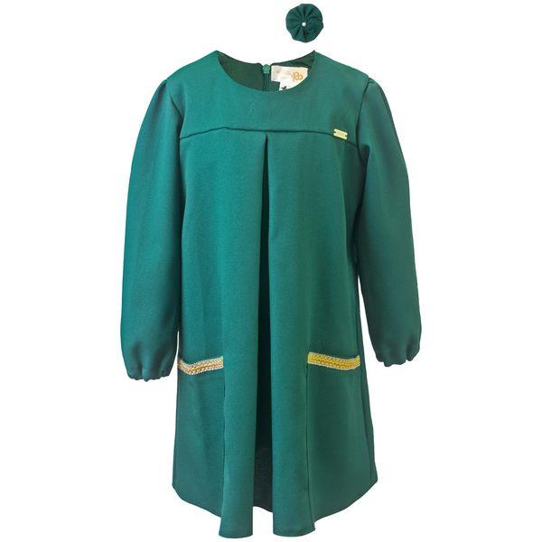 پیراهن دخترانه اوژن مهرک ایرانیان مدل-723005d