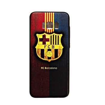 کاور مدل Barcelona  Design مناسب برای گوشی موبایل سامسونگ Galaxy S8 Plus