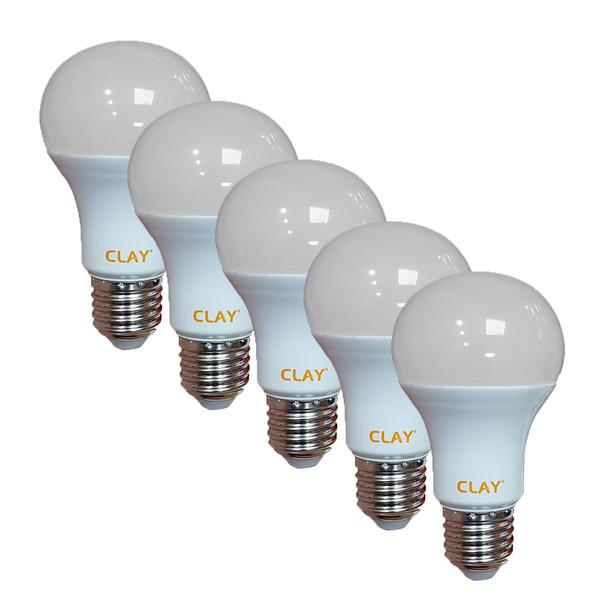 لامپ ال ای دی 9 وات کلای مدل LPQP9DLED-01 بسته 5 عددی