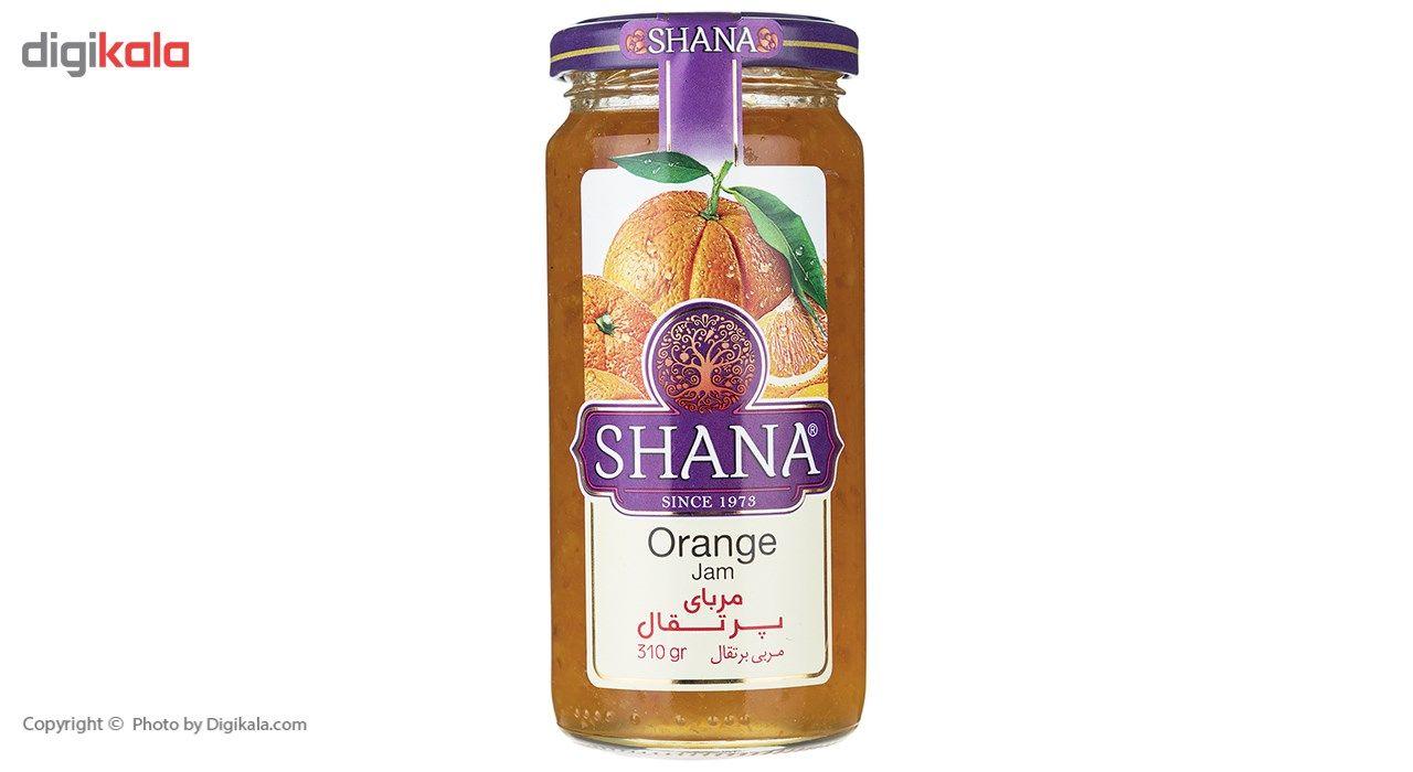 مربا پرتقال شانا - 310 گرم main 1 2