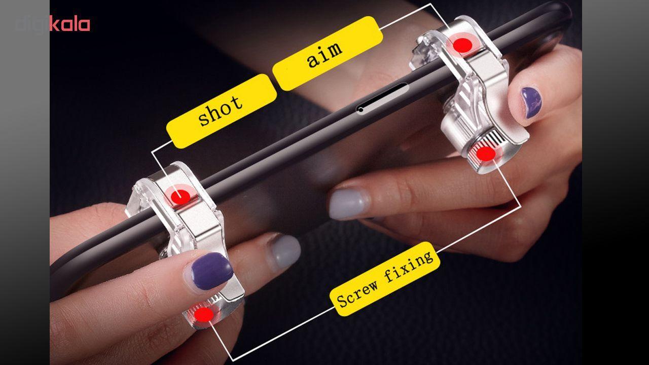 دسته بازی پاوان PUBG مدل L1R1 T6 main 1 12
