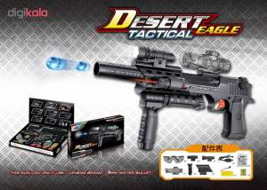 تفنگ ژله ای شارژی مدل دیزرت