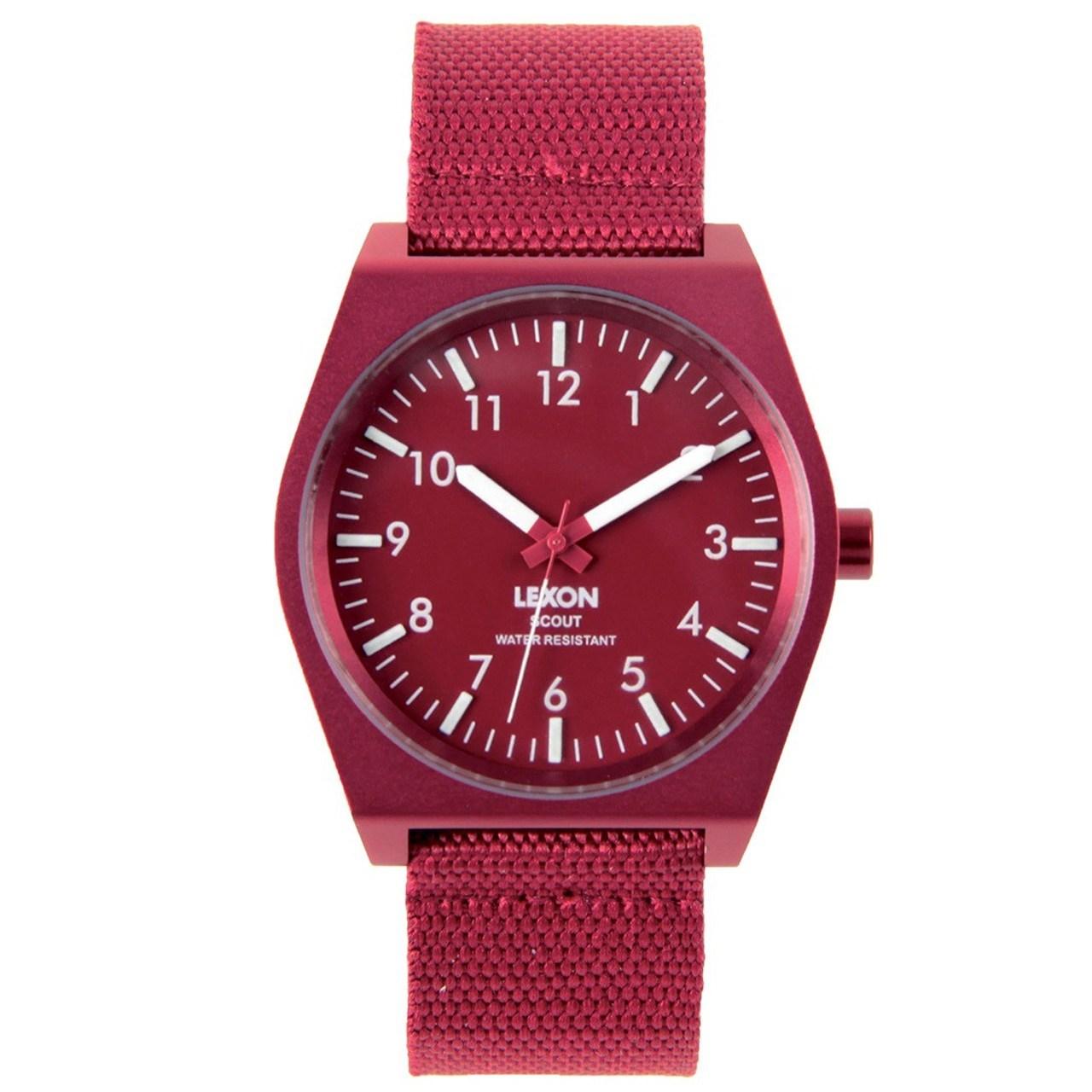 خرید ساعت مچی عقربه ای لکسون LM128R