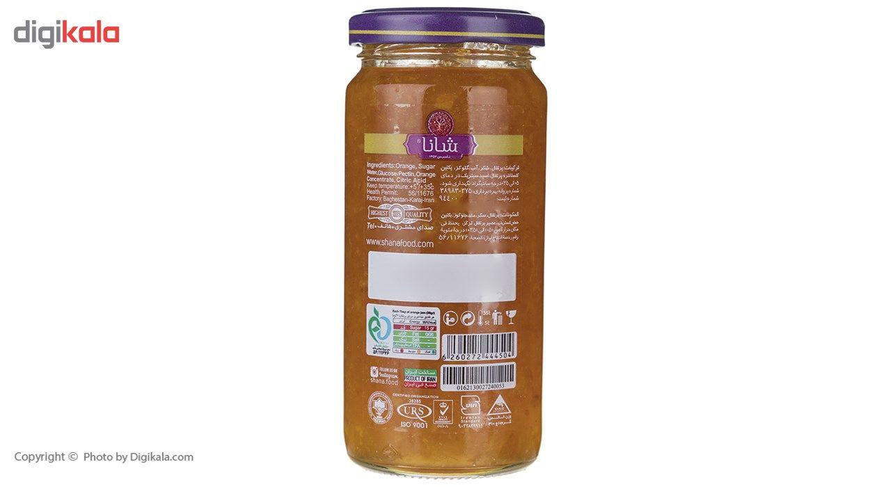 مربا پرتقال شانا - 310 گرم main 1 3