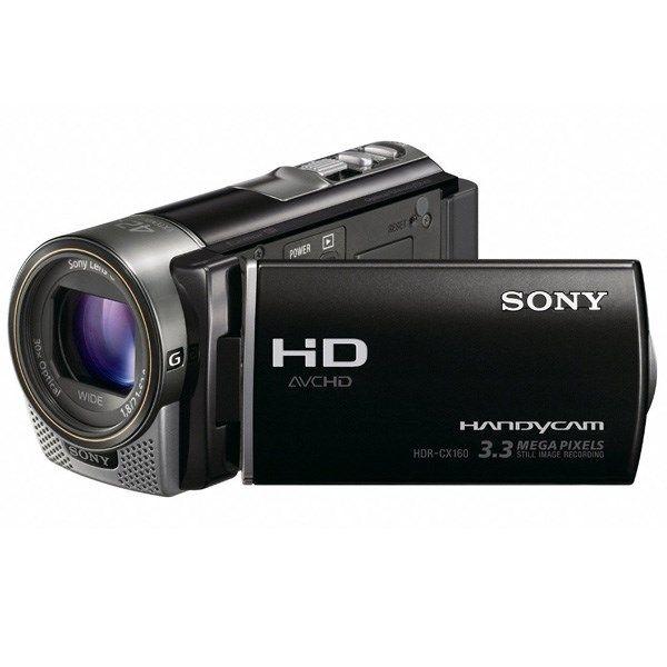 دوربین فیلمبرداری سونی اچ دی آر-سی ایکس 160