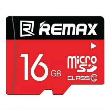 کارت حافظه micro SDHC ریمکس کلاس 10 سرعت 48MBps ظرفیت 16گیگابایت