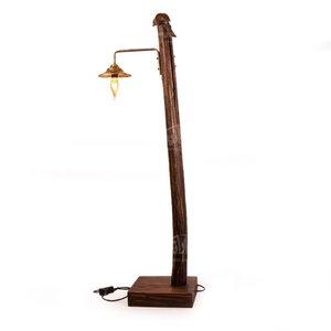 آباژور چوبی آرانیک طرح تیر چراغ برق مدل 2217200002