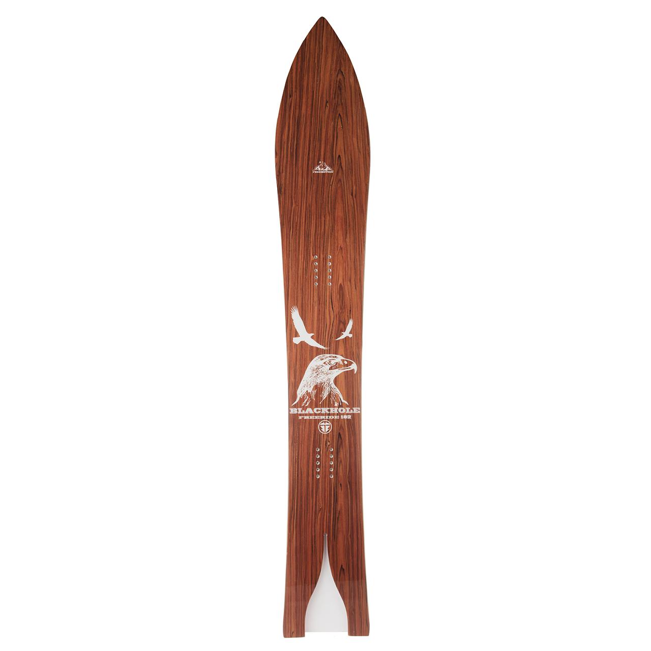 اسنوبرد بلک هول مدل Freeride 182 طول 182 سانتی متر