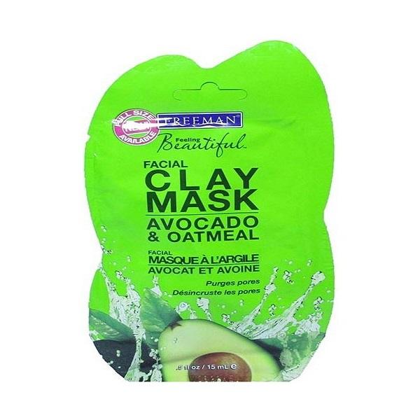 قیمت ماسک صورت فریمن مدل خاک رسی جو و آووکادو حجم 15 میلی لیتر