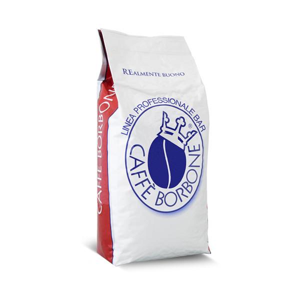 دانه قهوه کافه بربن  مدل ترکیب قرمز مقدار ۱۰۰۰ گرمی
