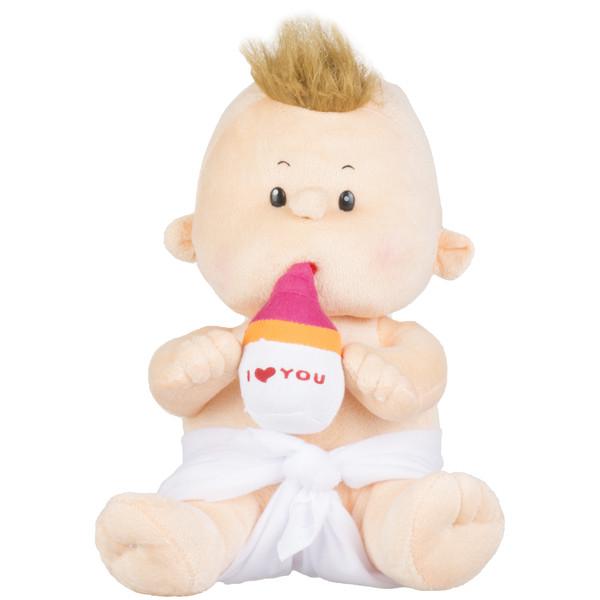 عروسک یاران مدل نوزاد توشکا 2 ارتفاع 32 سانتی متری