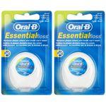 نخ دندان اورال-بی مدل Essential Floss - UK بسته 2 عددی thumb