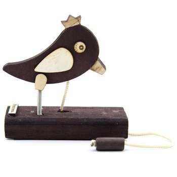 ماکت دکوری دارکوب دست ساز مدل J01