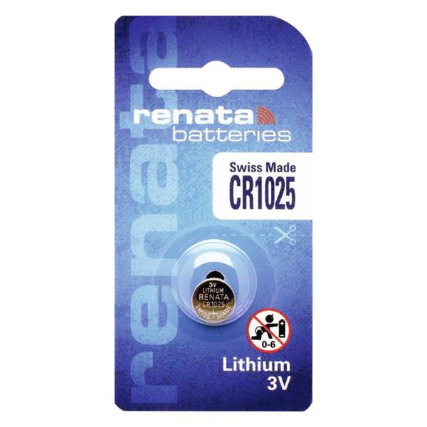 باتری سکه ای رناتا مدل CR1025