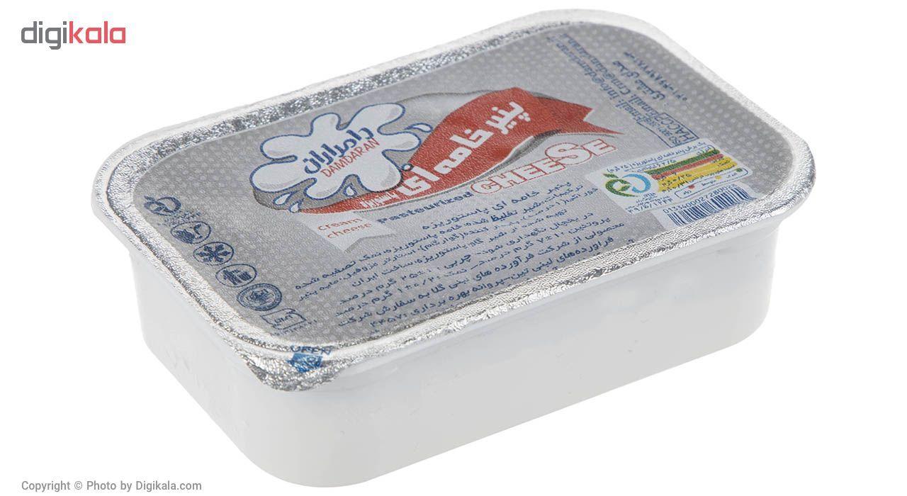 پنیر خامه ای دامداران مقدار 200 گرم main 1 1