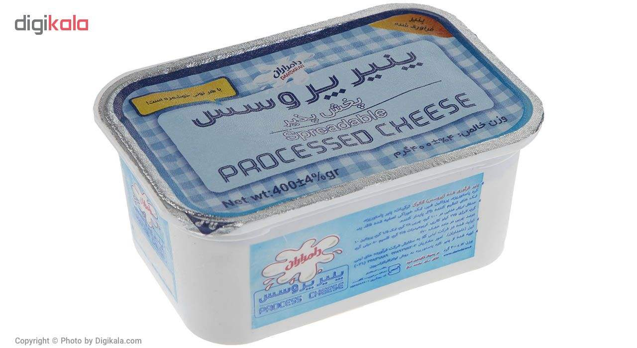 پنیر پروسس دامداران مقدار 400 گرم main 1 1
