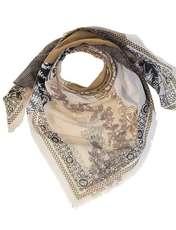 روسری میرای مدل M-202 - شال مارکت -  - 2