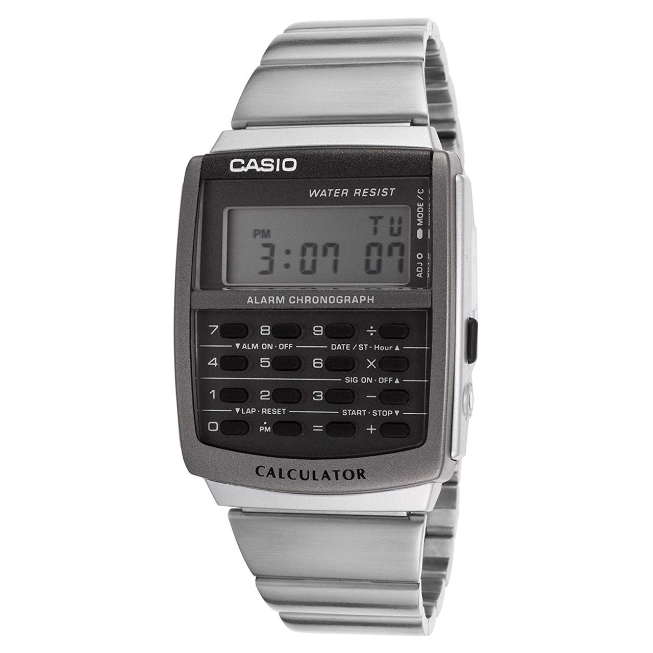 ساعت مچی دیجیتالی مردانه کاسیو مدل CA-506-1DF 42