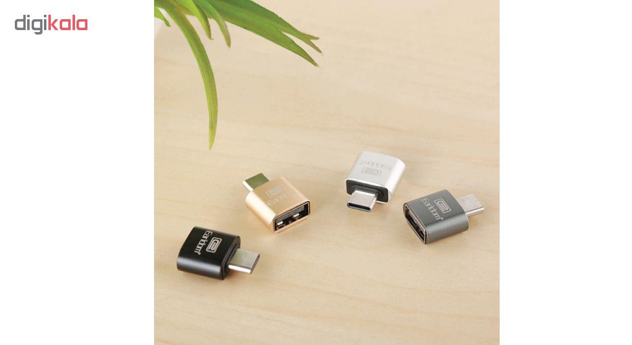 مبدل USB به USB-C ارلدام مدل ET-OT18 main 1 6