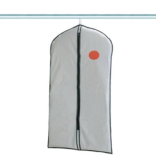 کاور زیپ دار لباس راین کد 2030.01 سایز 100 × 60 طوسی