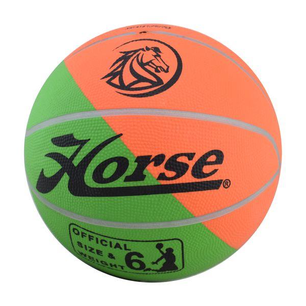 توپ بسکتبال هورس مدل 1004 سایز 6