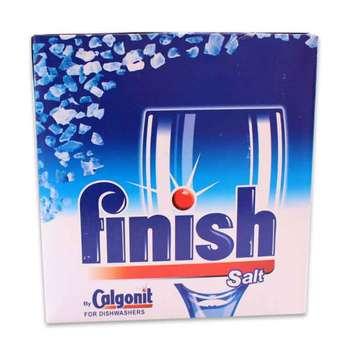نمک ماشین ظرفشویی فینیش بسته ۲ کیلوگرمی | Finish Dishwasher Salt Detergents 28Kg