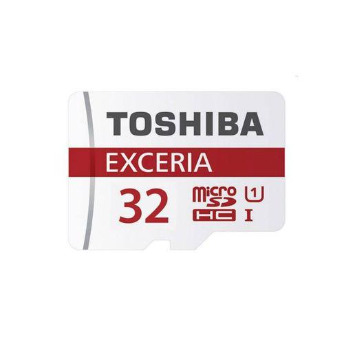 کارت حافظه microSDHC توشیبا مدل M302-EA کلاس 10 استاندارد UHS-I U1 سرعت 90MBps ظرفیت 32 گیگابایت