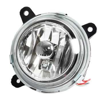 چراغ مه شکن جلو راست مدل JT5123 مناسب برای پژو 405 SLX