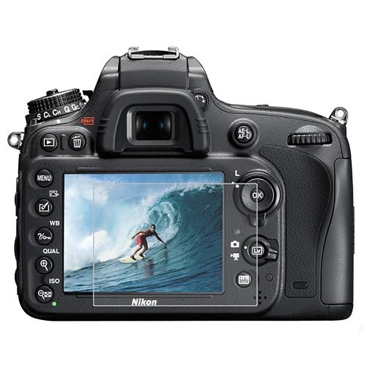 بررسی و {خرید با تخفیف} محافظ صفحه نمایش دوربین مدل آنبروکن مناسب برای نیکون D810 اصل