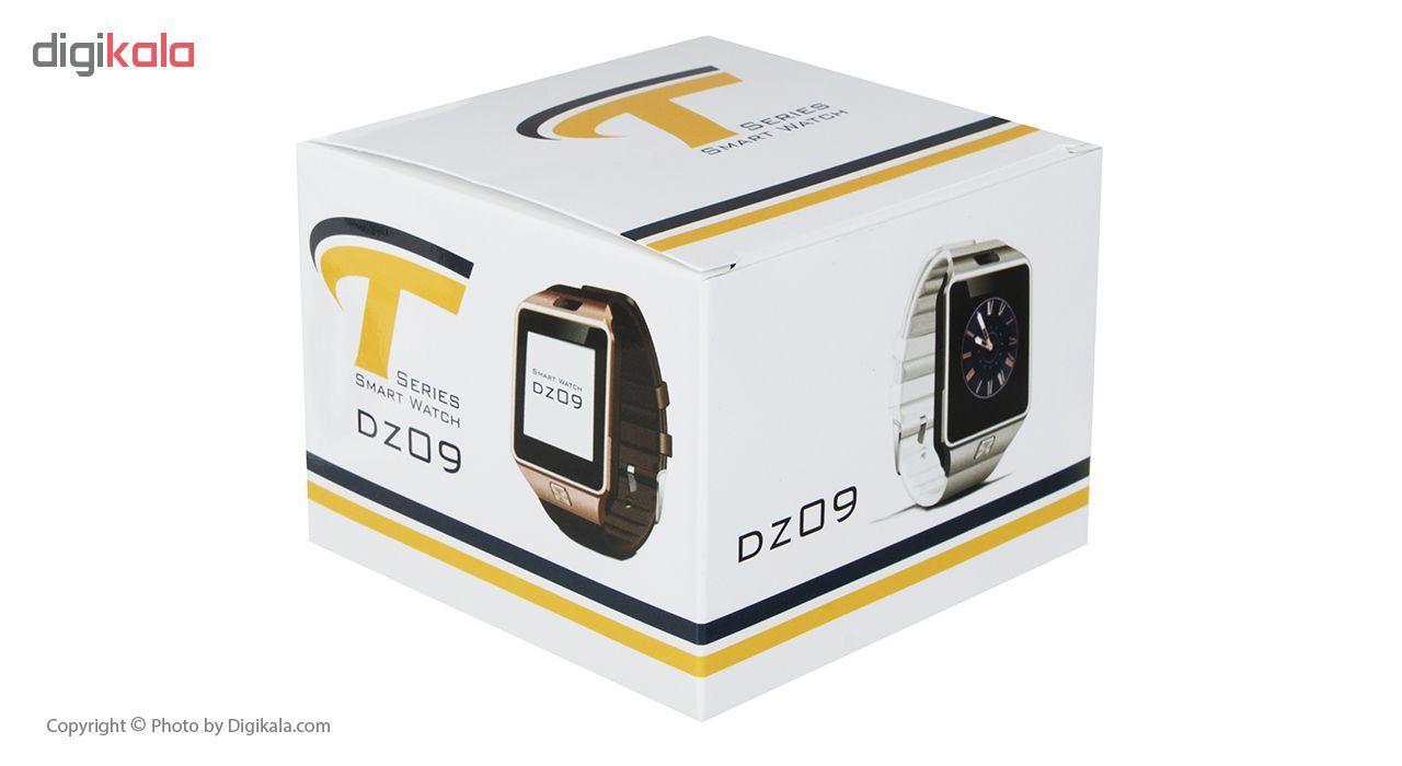 ساعت هوشمند تی سریز مدل DZ09 main 1 5