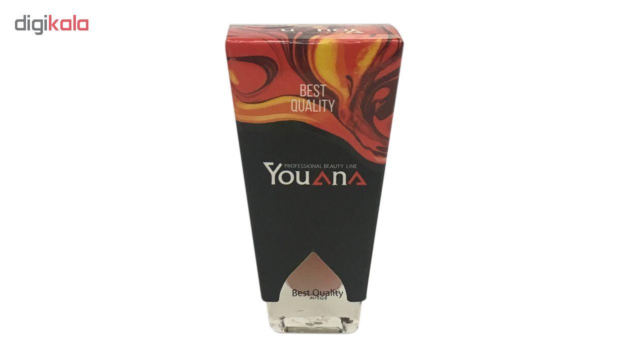 لاک ناخن یوآنا مدل best quality شماره 307 حجم 13 میلی لیتر