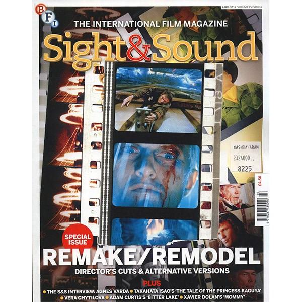 مجله Sight & Sound - آوریل 2015