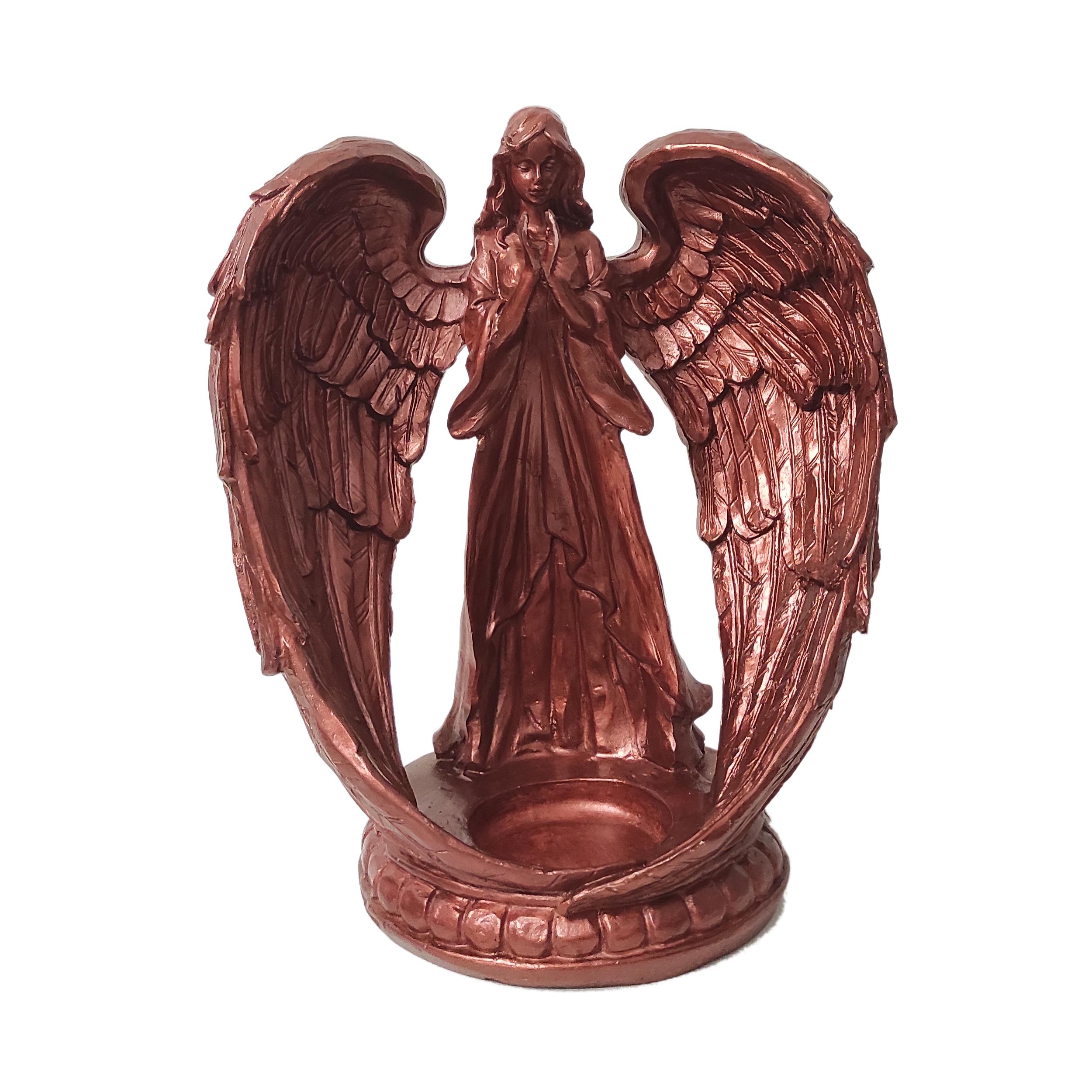 خرید                      جاشمعی طرح فرشته مدل F100