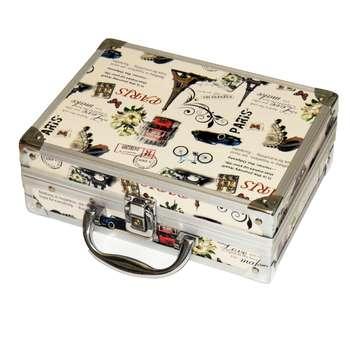 جعبه جواهرات زنانه مدل G_Lnd_900