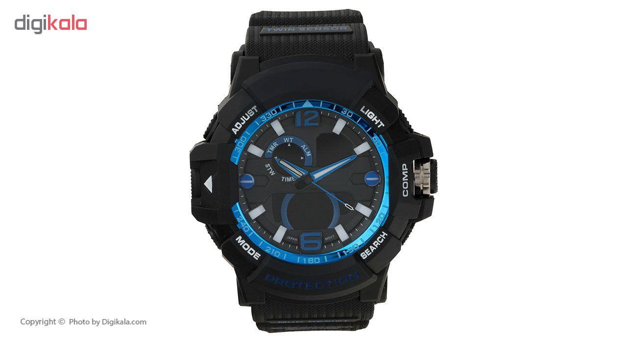 ساعت مچی عقربهای مردانه مدل Gf001