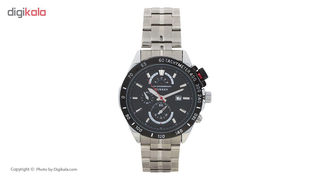 خرید ساعت مچی عقربه ای مردانه کورن مدل LARENZ