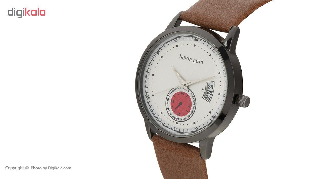 ساعت  ژاپن گلد مدل Zm01