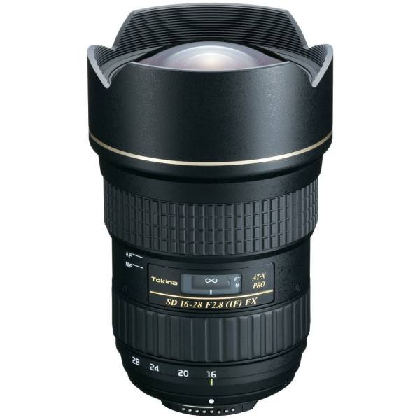 لنر توکینا 28-16 F/2.8 AT-X PRO FX Nikon