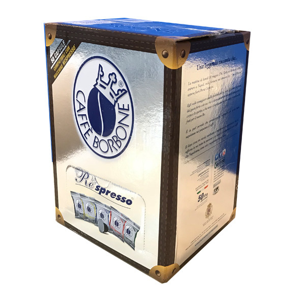 کپسول قهوه کافه بربن مدل Nera بسته 5۰ عددی