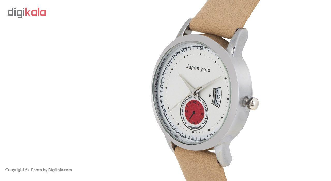ساعت مچی عقربه ای زنانه ژاپن گلد مدل Zw03              خرید (⭐️⭐️⭐️)